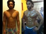 Ranveer Singh Got Jacked As Hell Just 6 Weeks