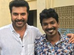 Santhosh Pandi Share The Pic With Mammootty