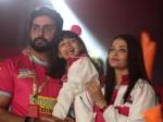 Abhishek Bachchan Pierced His Ears For Aaradhya