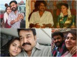 Mohanlal Comment About Sarees