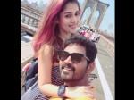 Vignesh Shivan S Birthday Selfi With Nayanthara