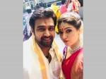 Meghna Raj Got Engaged Chiranjeevi Sarja