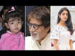 Amitabh Bachchan Support Aaradhya