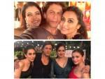 Shah Rukh Khan Reunites With His Kuch Kuch Hota Hai Co Stars