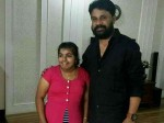 The Special Visitor Dileep His House