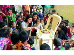 Hansika Motwani Adopted 25 Childrens
