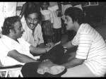 S Rajendra Babu About I V Sasi