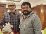 Jayaram Celebrates Sathyaraj S Birthday
