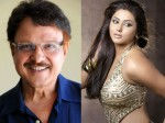 Namitha Responds On Marriage Rumours With Sarath Babu