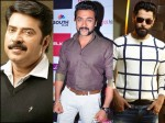 Mammootty Compete With Suriya And Vikram