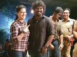 Varalaxmi Wraps Shooting For Master Piece With Mammootty