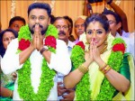 Happy Wedding Anniversary To Dileep And Kavya Madhavan