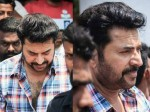 Mammootty Jewellery Inauguration In Abroad