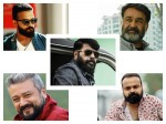Malayalam Actors Their Stunning Beard Styles