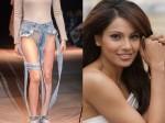 Bipasha Basu On Thong Jeans No Like Naked Jeans