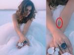 Nayantara Still Has Prabhu Deva S Tattoo