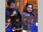 Rimi Tomy Reveals Her Huge Crush On Actor Kunchacko Boban