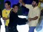 Amy Mammootty Dance With Salman Khan At Isl