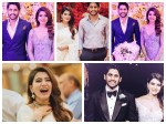 Naga Chaintanya Samantha Host Grand Wedding Reception Hyderabad