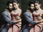 Viral Shahid Kapoor Mira Rajput S First Cover Together