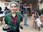 Sunny Leone Gets Her Revenge Playing Prank Her Own