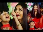 New Candid Pictures Of Aishwarya Rai Bachchan Aaradhya Viral