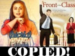Hollywood Film Front Class Remake In Bollywood