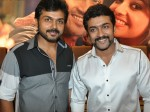 Karthi And Surya Joins Together For Kadaikutty Singam