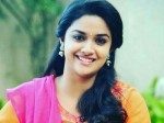 It Staryed Hurting Me Says Keerthi Suresh