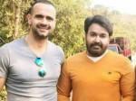 Mohanlal S New Look For Ajoy Varma Film