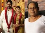 Innocent Confirmed That He Didn T Get Invitation Bhavana S Wedding