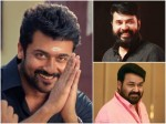 Actor Suriya Mouthed Mohanlal Mammootty Dialogues