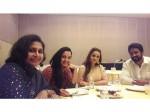 Actress Zeenath S Facebook Post