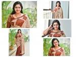 Actress Anu Sithara S Latest Photos