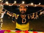 Dulqur Salman Wishing Birthday Asid Ali