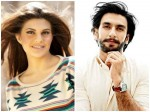 Jacqueline Fernandez As Damdami Mai Ranveer Singh As Love Guru