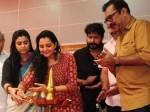 Lalitham 50 Manju Warrier Samyuktha Varma Welcoming Committee Inauguration