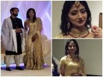 Divya Unni Marriage Reception Photos Viral
