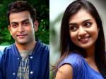 Nazriya Comment Ranam Movie Teaser Prithviraj Instagram