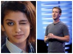 Priya Prakash Varrier Overtakes Mark Zuckerberg On Instagram