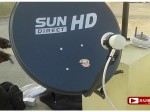 Sun Direct Adds 25 New Channels Including 5 Hd