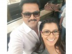 Varalakshmi To Share Screen Space With Her Father