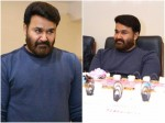 Mohanlal Looks As Young As Ever These New Pics
