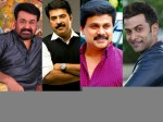 Mammootty And Mohanlal Upcoming Projects