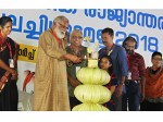 Tv Chandran Inaugurated Mini Iffk In Kozhikode