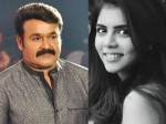 When Kalyani Priyadarshan Scared Mohanlal