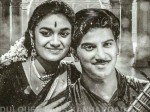 Mahanati New Poster Keerthy Suersh And Dulquer Look Viral