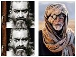 Here S The Truth Behind Aamir Khan Amitabh Bachchan S First Look