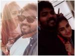 Nayanthara Vignesh Shivn Spend Holiday Vacationiphotos Viral