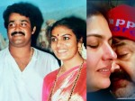 Mohanlal And Suchithra Celebrates 30th Wedding Anniversary